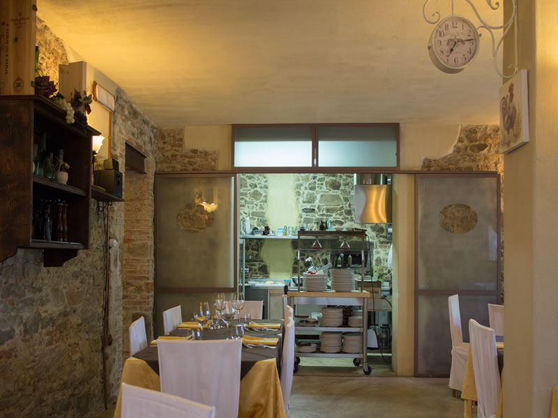 Agriturismo with Restaurant in Tuscany